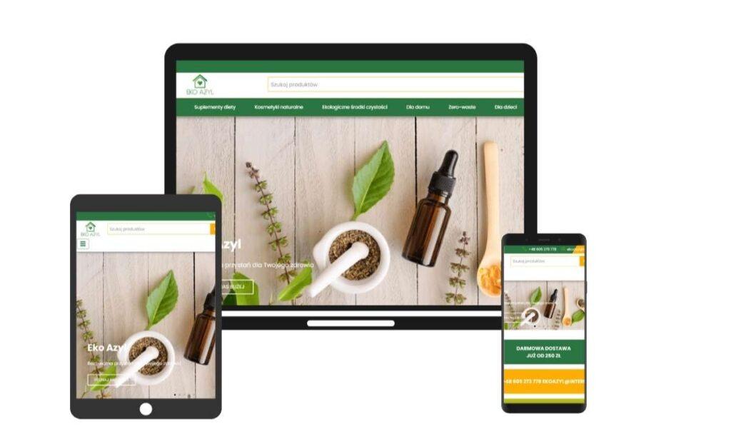strona internetowa ekoazyl
